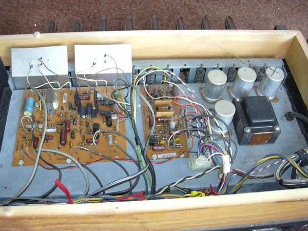 Stan Curtis  Engineer  My Hammond Ttr